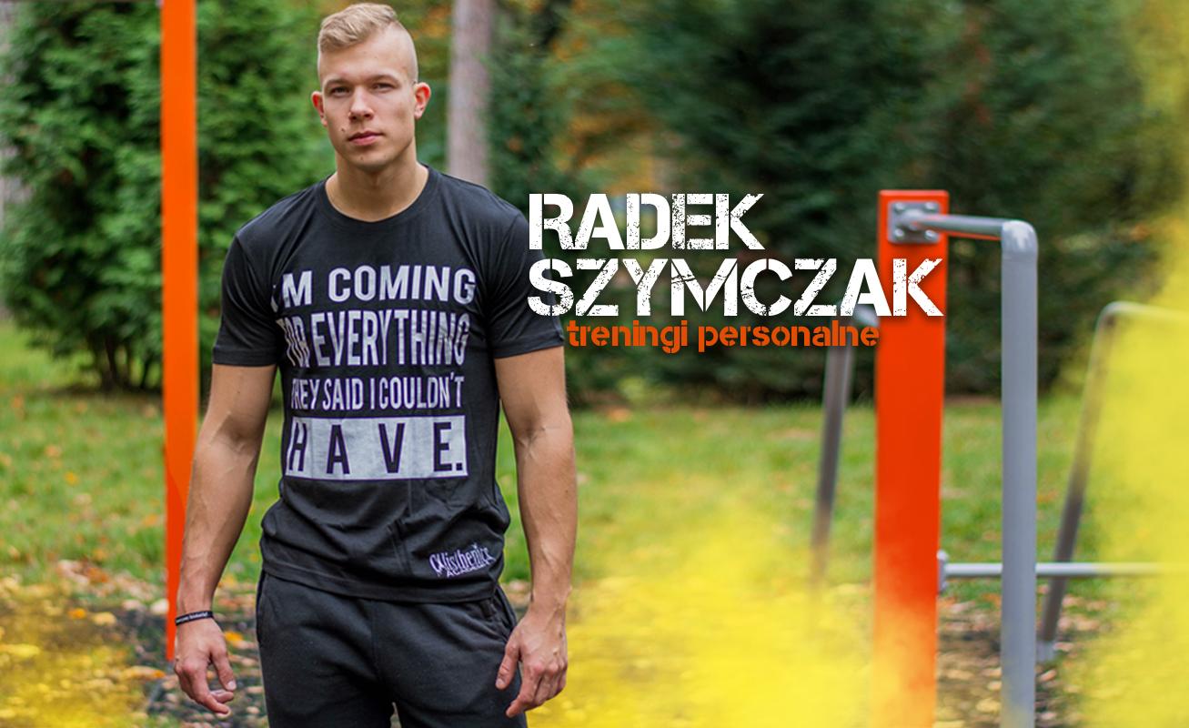 Radek Szymczak - treningi personalne