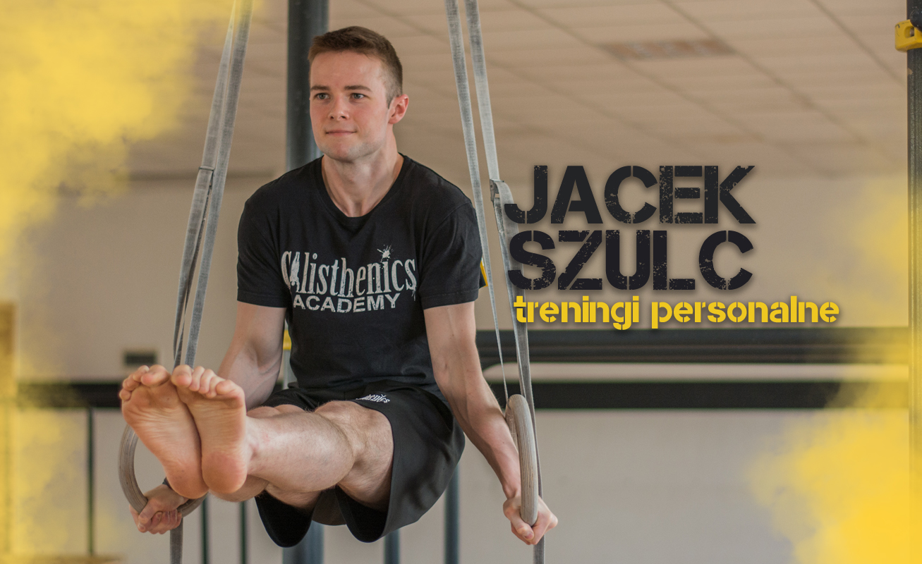 Jacek Szulc - treningi personalne