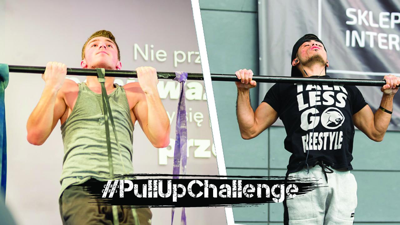 #PullUpChallenge!